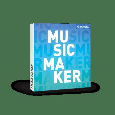 Music Maker 2020 de Magix Software
