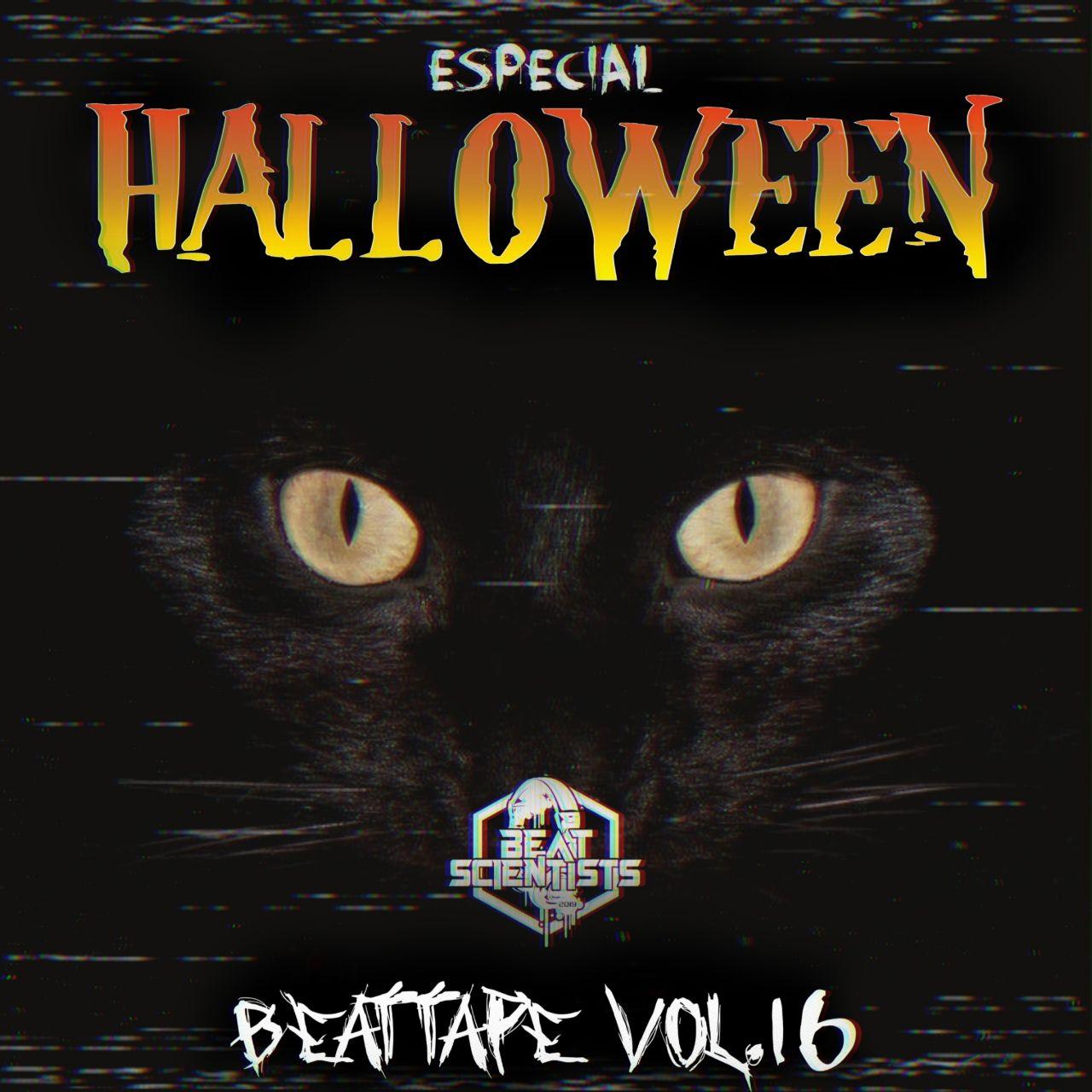 Beat scientist – Beattape Vol. 16 – Halloween (Instrumentales)